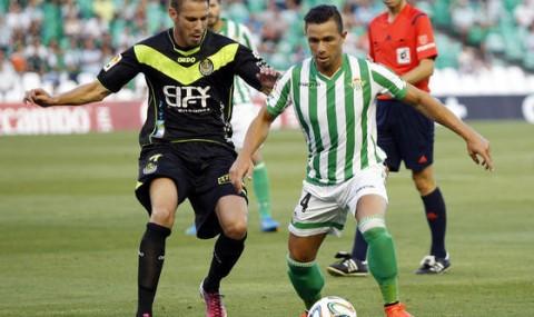 VIDEO: Real Betis 1- 0 Mirandés (Gol de Ruben Castro)