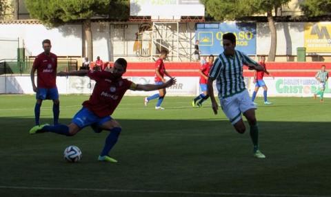 El Betis B se impone en su visita a La Roda CF (0-1)
