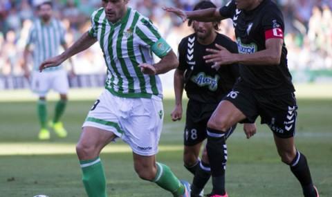 PARTIDO COMPLETO: Real Betis 0-1 Albacete (Segunda parte)