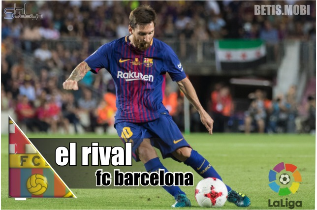 Análisis del rival: F.C. Barcelona