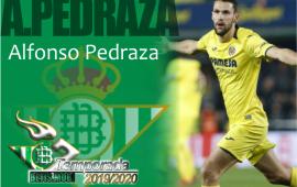 Oficial | Alfonso Pedraza, segundo fichaje del Real Betis Balompié
