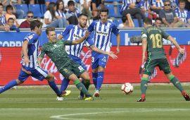 Esta jornada visitamos al Club Deportivo Alavés en Mendizorroza