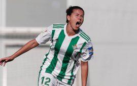 Féminas | Bea Parra, otro pilar del equipo que continua un año más