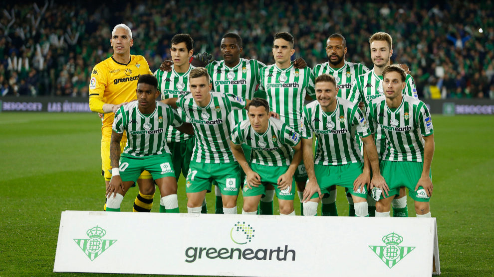 El futuro de la plantilla del Real Betis Balompié