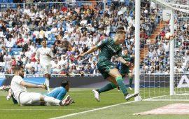 Crónica | Real Madrid 0 – Real Betis Balompié 2: El último gran servicio de Setién