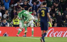 Crónica   Real Betis Balompié 2-Real Madrid 1: Bombona de oxigeno