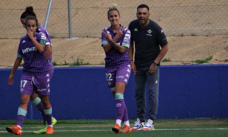 Ángela Sosa, el faro que guía al Real Betis Féminas