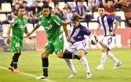 Esta jornada visitamos al Real Valladolid