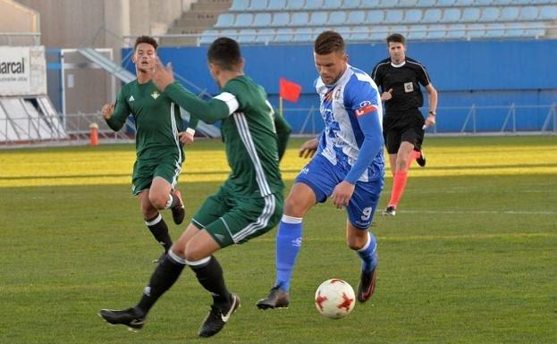Lorca Deportiva 3-1 Betis Deportivo: Sin pleno