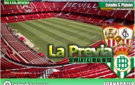 Previa| Sevilla FC -Real Betis: Más que tres puntos