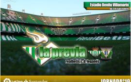Previa| Real Betis Balompi̩ РCD Legan̩s