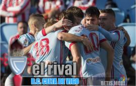 El rival: Real Club Celta de Vigo