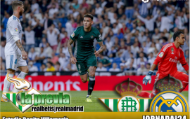 Previa| Real Betis Balompié – Real Madrid CF