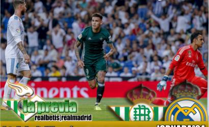 Previa| Real Betis Balompié – Real Madrid CF
