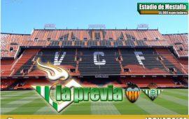 Previa| Valencia CF-Real Betis: Mantenerse o alejarse del sueño europeo.
