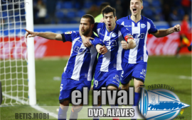 Análisis rival| Deportivo Alavés