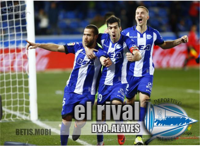 Análisis rival  Deportivo Alavés