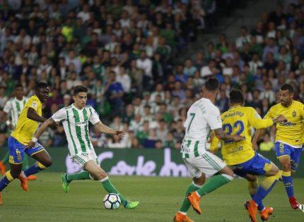 Crónica | Real Betis Balompié 1 – UD Las Palmas 0: El Betis puso la sexta para Europa con sufrimiento