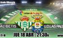 Previa| Real Betis Balompié –  U.D Las Palmas: A por el récord de victorias consecutivas
