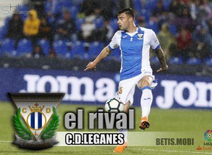 Análisis del rival  CD Leganés