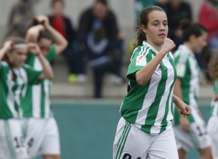 Féminas| Se sigue apuntalando el futuro del Real Betis Féminas