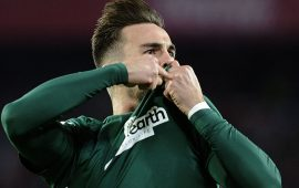 Oficial  Fabián Ruiz deja el Real Betis y ficha por el Nápoles