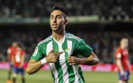 Oficial| Rafa Navarro se marcha del Real Betis y se va cedido al Sochaux