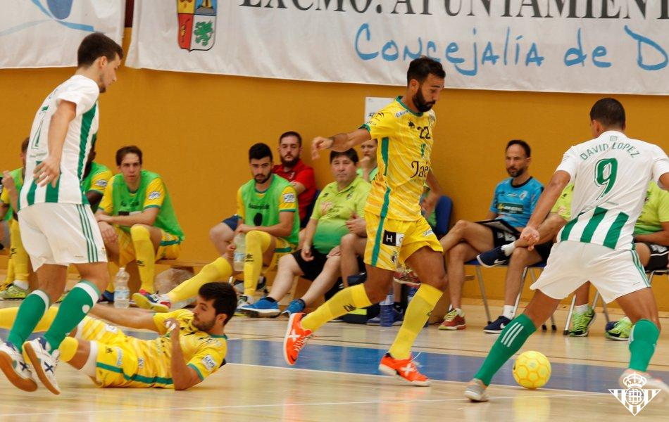 Futsal| Lluvia de movimientos en el Real Betis Futsal