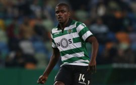 Oficial| William Carvalho, verdiblanco hasta 2023