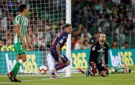Crónica | Real Betis 0-3 Levante: Vaya Palo