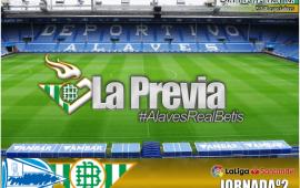 La Previa/ Alavés- Real Betis Balompié