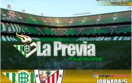La Previa| Real Betis Balompié-Athletic Club de Bilbao: En busca del gol perdido