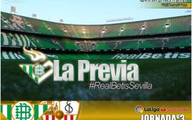 Previa| Real Betis Balompié-Sevilla FC: Ha llegado el momento