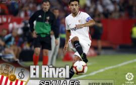 Análisis del rival/ Real Betis  Balompie- Sevilla F.C