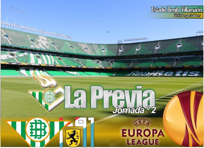 Previa y análisis del rival| Real Betis Balompié- F91 Dudelange: Europa vuelve al Villamarín