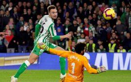 Crónica | Real Betis Balompié 3-Real Club Celta de Vigo 3: Partido loco en el Villamarín