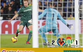 Crónica | Villarreal 2-Real Betis Balompié 1: Volvió el resucitador de equipos