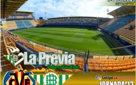 Previa | Villarreal CF – Real Betis Balompie: Seguir sumando