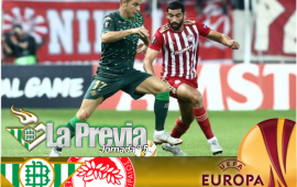 Previa+análisis del rival | Real Betis Balompié-Olympiacos: Que las sensaciones ganen partidos