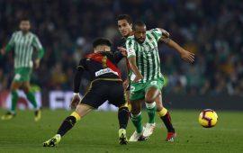 Crónica | Real Betis Balompié 2-Rayo Vallecano 0: Se consiguió el pleno en el Villamarín