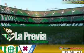 Previa | Real Betis Balompiñe-SD Éibar: A por la cuarta consecutiva