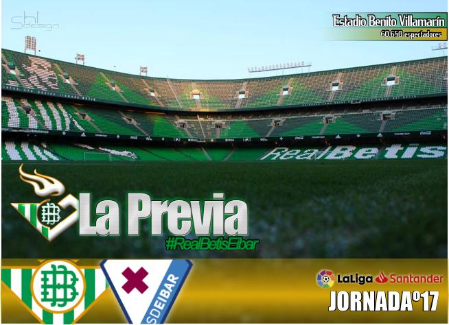 Previa | Real Betis Balompiñe-SD Éibar: A por la cuarta consecutiva
