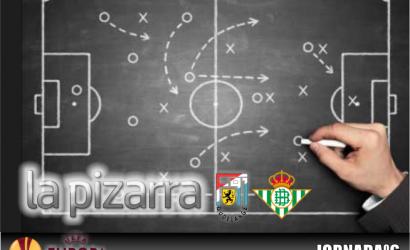 La Pizarra | Dudelange vs Real Betis. UEL, fase de grupos.