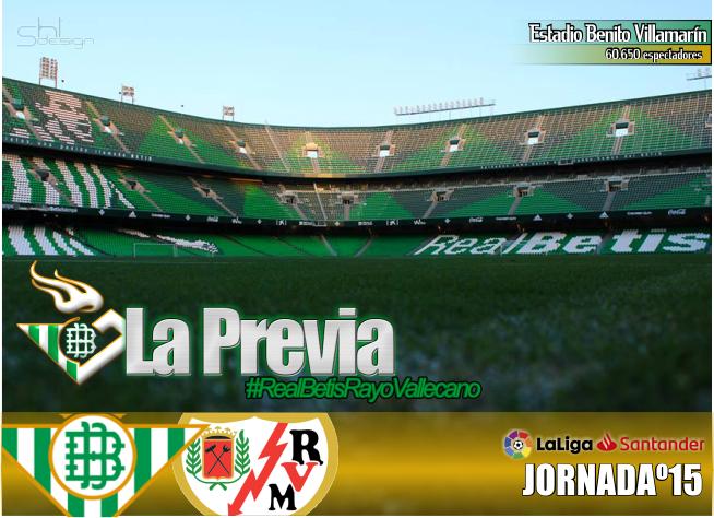 Previa | Real Betis Balompié – Rayo Vallecano: en busca de la estabilidad