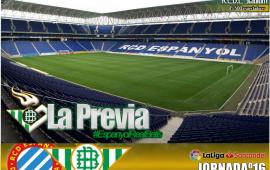 Previa | RCD Espanyol-Real Betis Balompié: A por el pleno en la novena