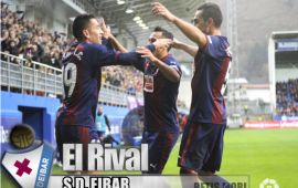 Análisis del rival | SD Éibar