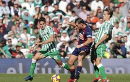 Crónica | Real Betis Balompié 1-SD Éibar 1: Empate agridulce para cerrar el año