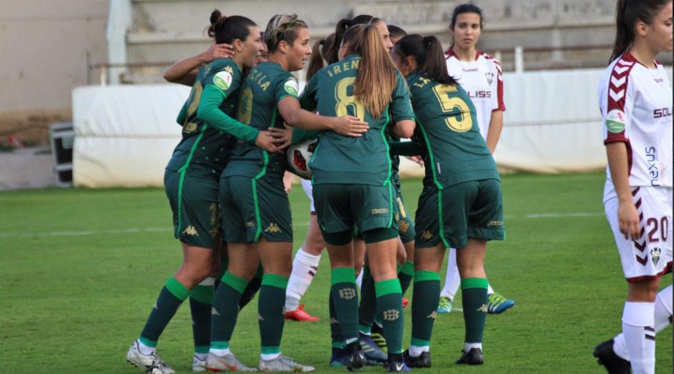 Féminas | Análisis del 2018: Tiñendo de verdiblanco la Liga Iberdrola