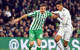 Crónica | Real Betis Balompié 1-Real Madrid CF 2: La ley del Karma