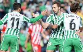 Crónica | Real Betis Balompié 3-Girona FC 2: Victoria in extremis para inaugurar el casillero de 2019